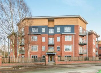Thumbnail 2 bedroom flat for sale in Riverside Court, Girton Road, Cannock, Staffordshire