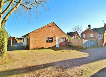 Thumbnail 2 bed bungalow for sale in Woodgate, Rothley, Leicester