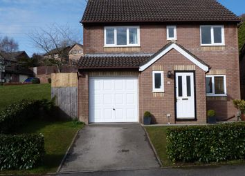 Thumbnail 4 bed detached house for sale in Celandine Court, Ty Canol, Cwmbran