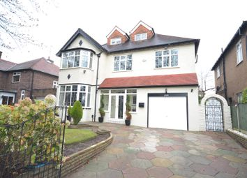 Thumbnail 5 bed detached house for sale in Menlove Avenue, Calderstones, Liverpool