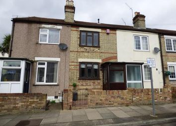 Thumbnail 2 bed terraced house for sale in Claremont Road, Hornchurch