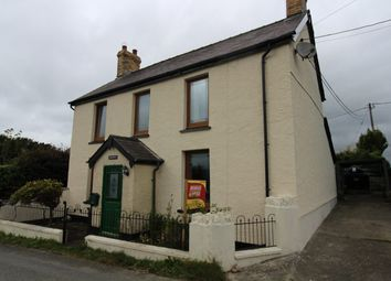 Thumbnail 3 bed detached house for sale in Saron, Llandysul