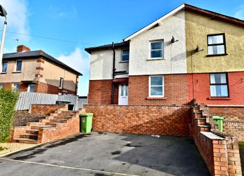 Thumbnail 3 bed semi-detached house for sale in Fairhill Road, Penrith