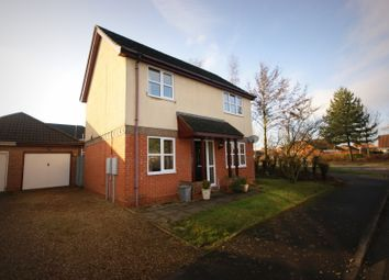 Thumbnail 3 bed detached house to rent in Wedgewood Drive, Spalding, Lincolnshire