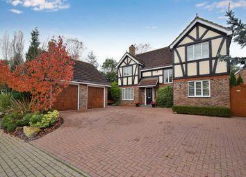 Thumbnail 4 bed detached house for sale in Langney Green, Tattenhoe, Milton Keynes