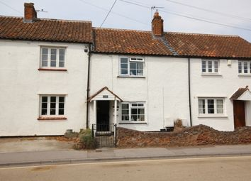 Thumbnail 3 bed cottage for sale in Crabtrees Caravan Park, East Street, Cannington, Bridgwater
