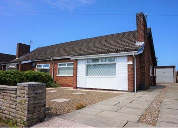 Thumbnail 2 bed semi-detached bungalow for sale in Minehead Avenue, Burnley
