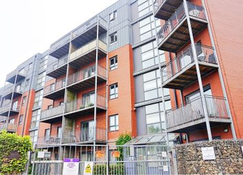 Thumbnail 1 bed flat for sale in 4 The Waterfront, Manchester