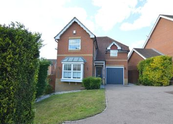 Thumbnail 3 bedroom detached house to rent in Lucern Close, Hammond Street, Cheshunt, Hertfordshire