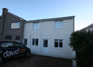Thumbnail 2 bed flat to rent in Linden Avenue, Newquay