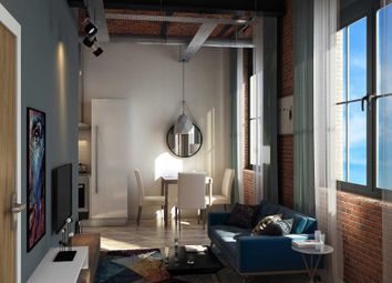 Thumbnail 2 bed flat for sale in Water Street, Stockport, Manchester
