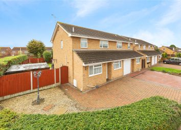 Thumbnail Semi-detached house for sale in Rye Close, Hornchurch