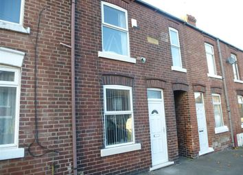 Thumbnail 2 bed terraced house to rent in Walker Street, Swinton, Mexborough