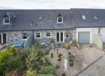Thumbnail 3 bedroom terraced house for sale in Rossie Steadings, Dunning, Perth