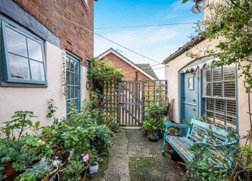Thumbnail 1 bed end terrace house for sale in Halesworth, Suffolk