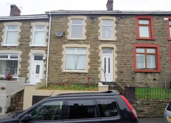 Thumbnail 3 bed terraced house for sale in George Street, Caerau, Maesteg, Mid Glamorgan