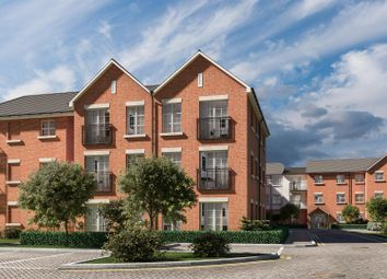 Thumbnail 2 bed flat for sale in Parkland Place, Shortmead Street, Biggleswade