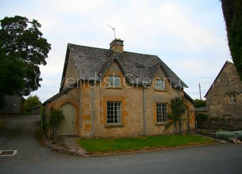 Thumbnail 3 bed detached house to rent in Lower Swell, Cheltenham