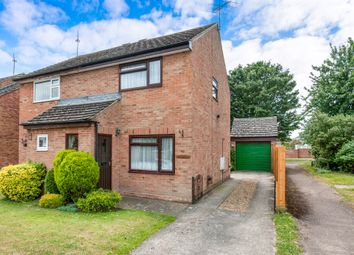 Thumbnail 2 bed semi-detached house for sale in Ludbrook Close, Needham Market, Ipswich