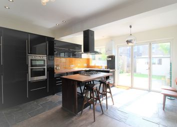 Thumbnail 4 bed property to rent in Edgeley Road, London