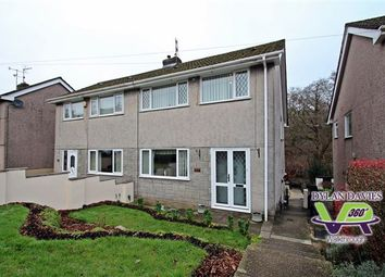 Thumbnail 3 bed semi-detached house for sale in Francis Street, Coedely, Tonyrefail
