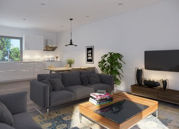 Thumbnail 3 bed flat for sale in Railway Rise, London
