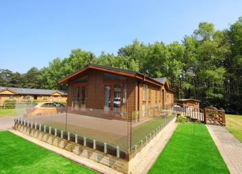 Thumbnail 3 bed mobile/park home for sale in Avon Forest Spa & Lodges, Hurn Road, Ringwood, Hampshire