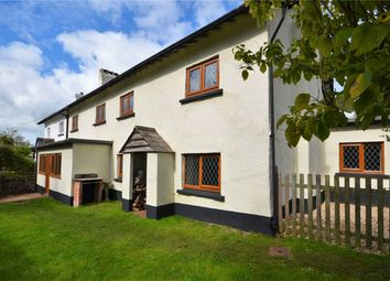 Thumbnail 6 bed semi-detached house for sale in Pound Cottages, High Street, Halberton, Tiverton