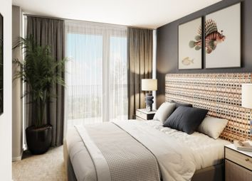 Thumbnail 3 bed flat for sale in Lots Road, London