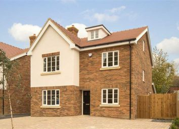 Thumbnail 5 bed detached house for sale in Church Road, Westoning, Bedford