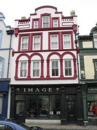 Thumbnail 1 bed flat to rent in 17A - Flat Two, Bridge Street, Caernarfon