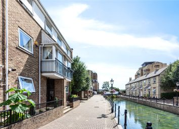 4 bed terraced house for sale in Albert Mews, Canary Wharf, London E14