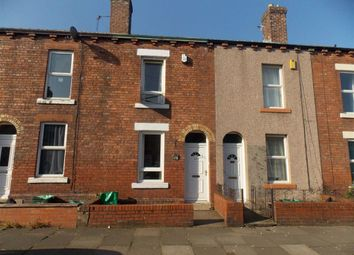 Thumbnail 2 bedroom terraced house to rent in Granville Road, Carlisle