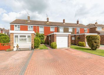 Thumbnail 3 bed terraced house for sale in Fairway, Copthorne, West Sussex