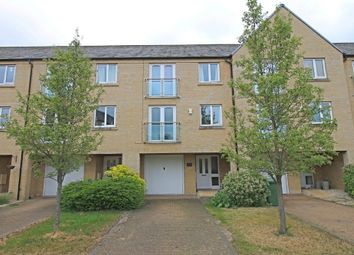 Thumbnail 5 bed town house for sale in Skipper Way, Little Paxton, St. Neots