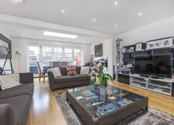 Thumbnail 2 bed terraced house for sale in Fairhazel Gardens, South Hampstead, London