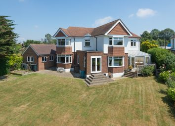 Thumbnail 4 bed detached house for sale in The Downs, Blue Bell Hill