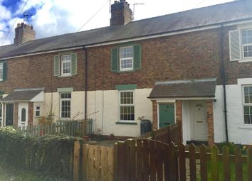 Thumbnail 3 bed terraced house to rent in Raskelf, York