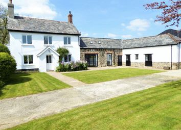 Thumbnail 6 bed property for sale in Pyworthy, Holsworthy