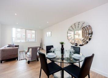 Thumbnail 2 bed flat for sale in Cleveley Court, Ashton Reach, Marine Wharf, London