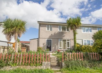 Thumbnail 3 bed semi-detached house for sale in Dickens Road, Plymouth