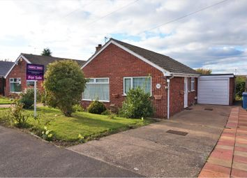 Thumbnail 2 bed detached bungalow for sale in Southgate Road, Warsop