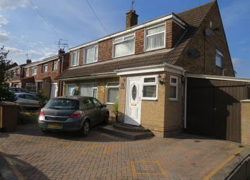 Thumbnail 3 bed semi-detached house for sale in Winrow Gardens, Nottingham