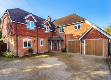 Thumbnail 4 bedroom detached house for sale in Hunters Gate, Nutfield, Redhill