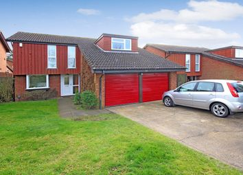 Thumbnail 4 bed detached house for sale in Aubreys, Letchworth Garden City
