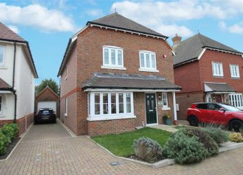 Thumbnail 4 bed detached house for sale in Beltane Close, East Preston, West Sussex