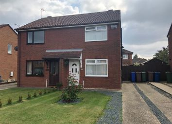 Thumbnail 2 bed semi-detached house for sale in Pickering Avenue, Hornsea
