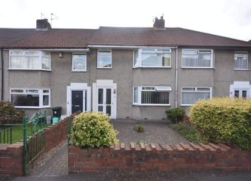 Thumbnail 3 bed terraced house for sale in Teewell Avenue, Staple Hill, Bristol