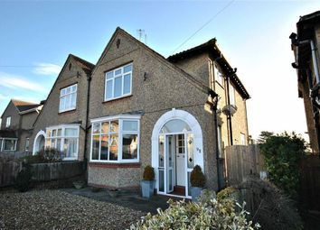 Thumbnail 3 bed semi-detached house for sale in Ridgeway, Abington, Northampton