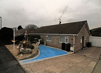 Thumbnail 2 bed semi-detached bungalow for sale in Ffordd Pentre Mynach, Barmouth